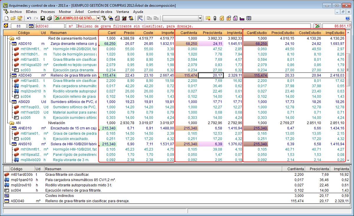 Novedades y descargas de la versión 2013.e del software de CYPE