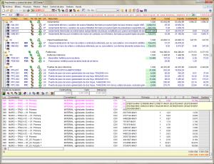 CypeDQE - Groupement de lignes de métré répétées