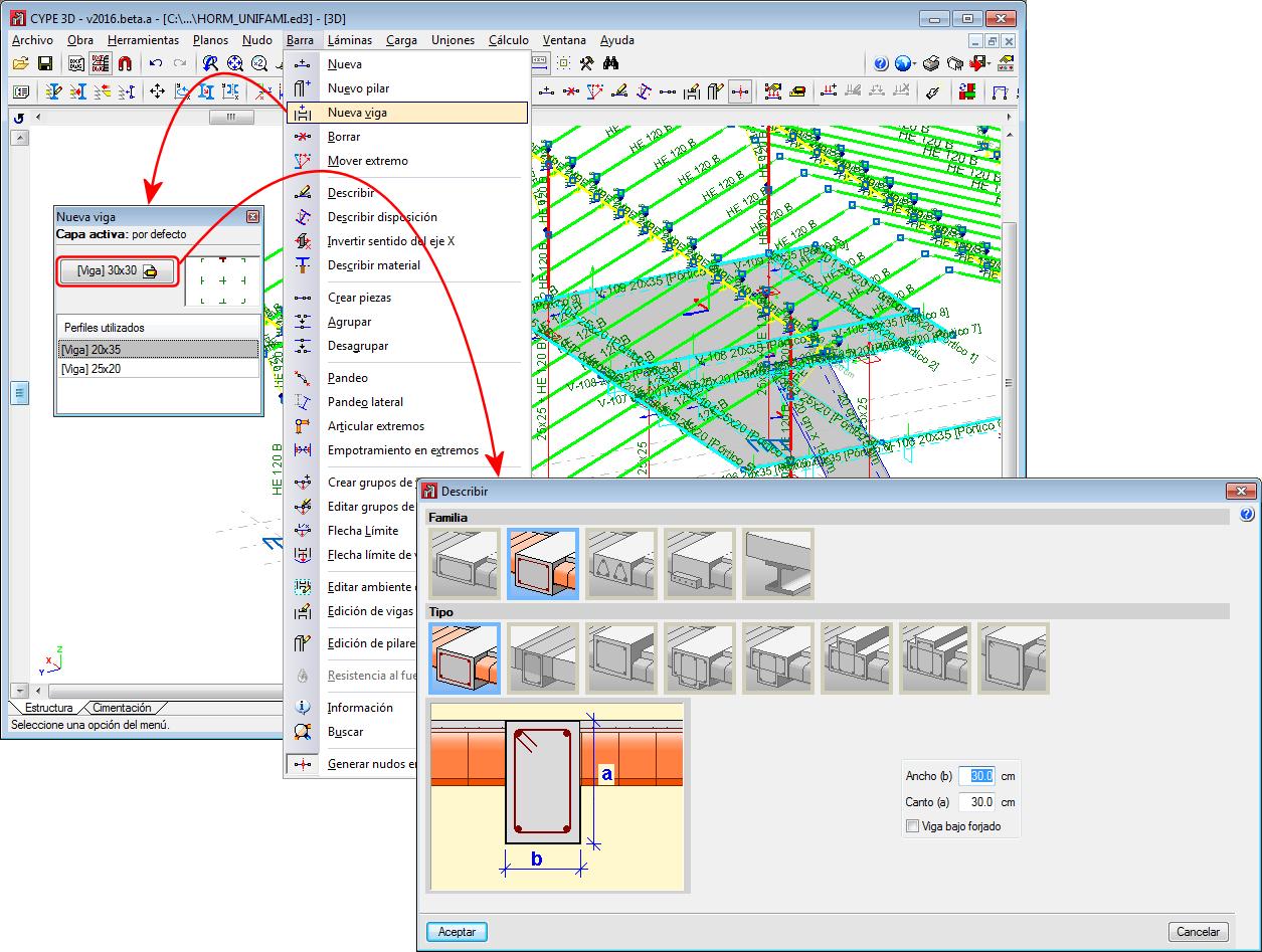 CYPE (Version m) Multilingual Free Download - Civil Engineering