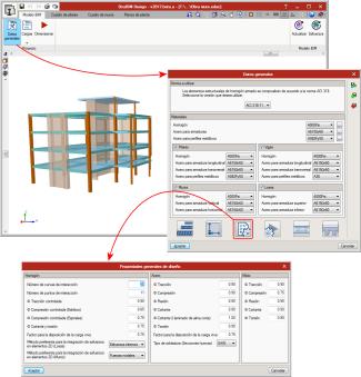 StruBIM Design. Método preferente para la integración de esfuerzos en elementos 2D