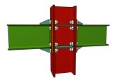 CYPE 3D. Ligações pré-qualificadas segundo ANSI/AISC 358-10 e ANSI/AISC 341-10. Pulse para ampliar la imagen' t