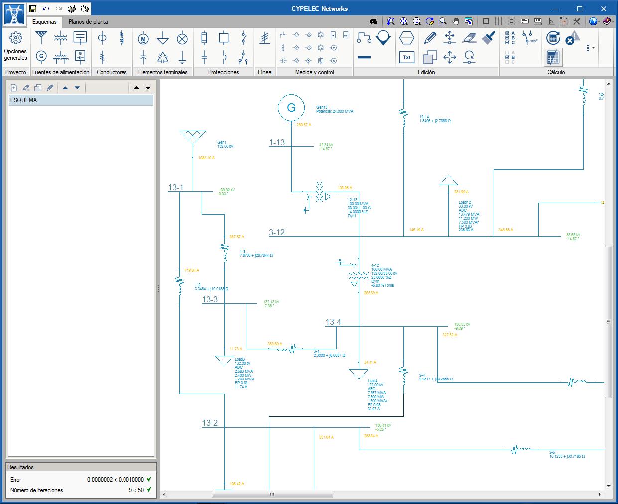 Nouveaux modules et logiciels. CYPELEC Networks.
