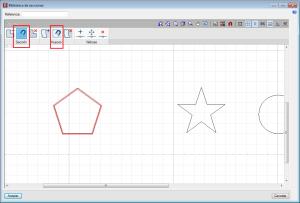 CYPECAD y CYPE 3D. Captura de polígonos en secciones de pilares genéricos