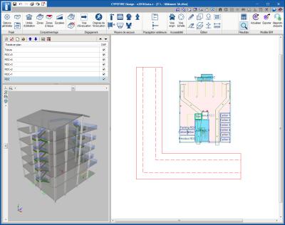 CYPEFIRE Design. Diseño y verificación de las características del edificio y de las instalaciones de protección contra incendios