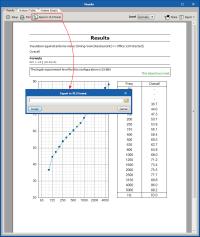AcoubatBIM by CYPE. Exportación de los resultados en formato