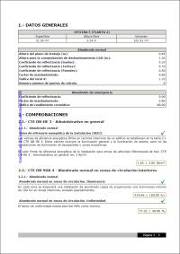 CYPELUX. Consulta de resultados