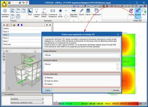 CYPELUX. Exportación de documentos adjuntos al modelo BIM