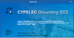 CYPELEC Grounding IEEE