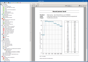 AcoubatBIM by CYPE. Actualización de la base de datos de ensayos acústicos