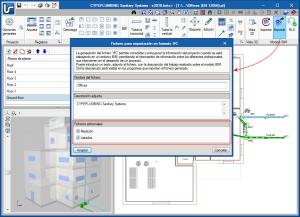 CYPEPLUMBING Sanitary Systems. Exportación de documentación al proyecto BIM