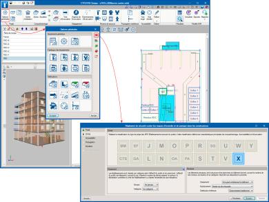 CYPEFIRE Design. Nuevos tipos de proyecto ERP: W, X, Y, PA, CTS, SG, OA, PS, GA, EF y B