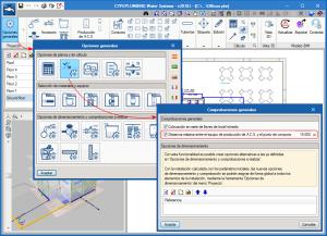 CYPEPLUMBING Water Systems. Comprobación de la distancia máxima entre el equipo de producción de A.C.S. y el punto de consumo