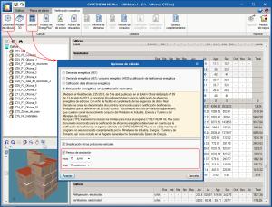 CYPETHERM. Simulación de periodos de tiempo con EnergyPlus™ desde los programas CYPETHERM
