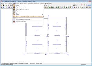 CYPECAD. Actualización de las cargas lineales de elementos constructivos y tendones de postesados