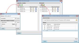CYPECAD, CYPE 3D y Generador de pórticos. Biblioteca de aceros para perfiles definidos por el usuario