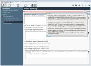 Memorias CTE. Actualización de los textos de ejemplo para la justificación de la no aplicación de la exigencia básica HE 1