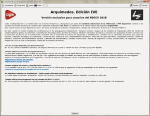 Arquímedes Edición IVE (IVE 2018)