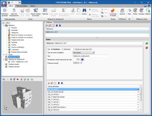 CYPETHERM con motor de cálculo EnergyPlus. Definición de equipos mixtos para calefacción y ACS mediante asistente