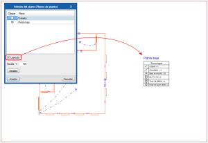 Open BIM Electrical Mechanisms. Inclusión de la leyenda en los planos eléctricos