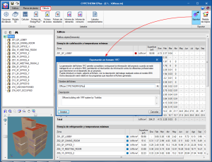 Open BIM workflow. Export results to the Open BIM project