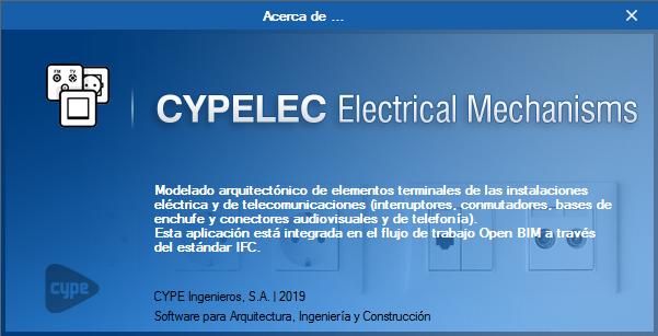 CYPELEC Electrical Mechanisms