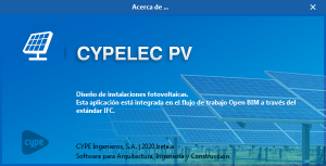 CYPELEC HE5 - CYPELEC PV. Change of name of the program