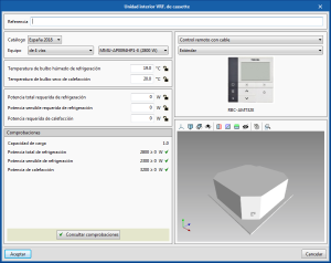 Open BIM TOSHIBA. Individual control of the indoor units