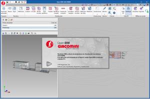 Open BIM GIACOMINI. Modelado BIM y cálculo de instalaciones de climatización con sistemas GIACOMINI