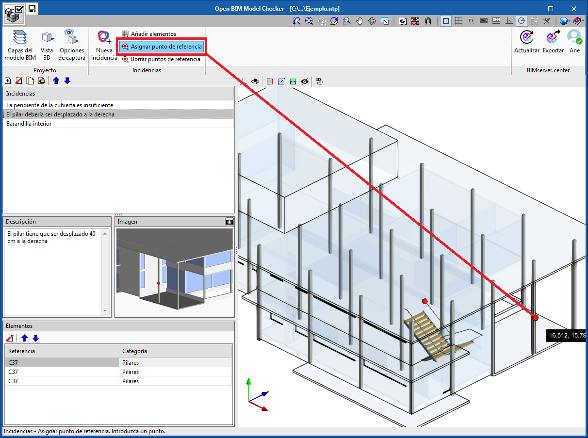 Open BIM Model Checker