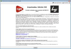 Arquímedes Edición IVE (IVE 2019)