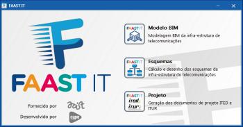 FAAST IT. ACIST. Infraestructuras de telecomunicaciones en Portugal, según ITED e ITUR