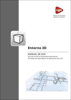 Guia de utilização do ambiente de trabalho 3D