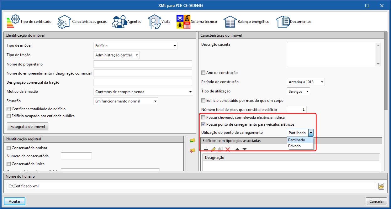 CYPETHERM RECS Plus. Actualización del Schema XMl a su versión 7.1