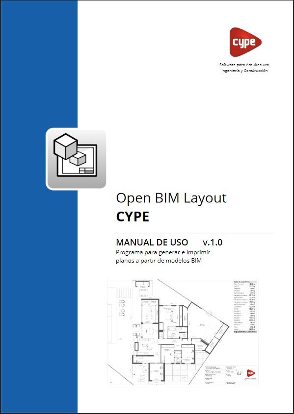 Open BIM Layout